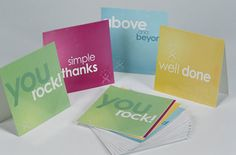 Employee Appreciation Day is approaching. Get fresh and fun instant employee recognition cards for your workplace!