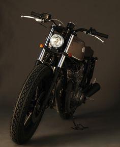 GasCap Motor's Blog: Honda CB 750 Kz 1980 CRD#5 Cíclope