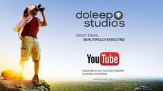 Subscribe to DoLeeP Studios YouTube Channel http://youtube.com/doleep  #doleepstudios #Socialmedia #digitalmarketing #facebook #twitter #instagram #linkedin #youtube #excellence