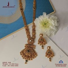 Enticing And Alluring designer jewellery. Get in touch with us on Enticing And Alluring designer jewellery. Get in touch with us on Gold Mangalsutra Designs, Gold Earrings Designs, Gold Jewellery Design, Necklace Designs, Designer Jewellery, Ring Designs, Pink Diamond Jewelry, Real Gold Jewelry, Gold Jewelry Simple