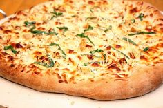 Chicken Alfredo Pizza | The Marvelous Misadventures of a Foodie Looks great  Will have to try this