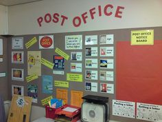 Play Post Office ideas