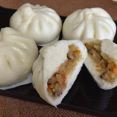"""After the famous """"Teck Kee Tanglin Pau"""" stopped producing its veggie steamed bun, I can't find comparable product elsewhere in my est..."""