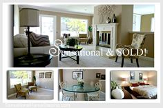 Pleasanton Ranch Home ~ Staged & SOLD!