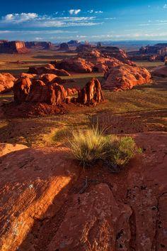 Hunts Mesa - Monument Valley, Arizona Shane McDermott's Wild Earth Illuminations