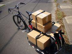 Xtracycle cargo bike