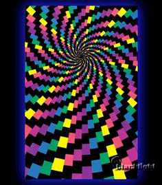 Blacklight Posters - I had this one in my room when I was in junior high.