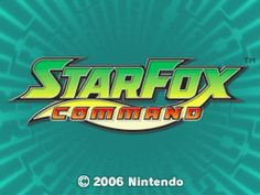 Star Fox Command Logo