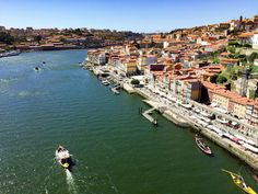 10 Photos to Inspire You to Visit Portugal - via FromHereToSunday 16-10-2016 | Portugal quickly became one of my favorite countries! It isn't hard to see why when viewing this gallery, but let me explain.  Portugal made it very easy to explore as a solo female and I attribute that to the fact that Portuguese people are soooo friendly. They say Olá, they smile and it's clear they love life!  Photo: Porto
