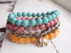 I could see this as a memory wire bracelet/wrap