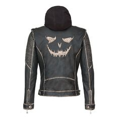 Suit Up In These Official 'Suicide Squad' Leather Jackets