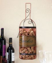 Hanging Wine Cork Holder
