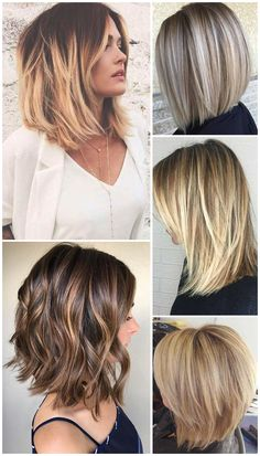 Looking for the best way to bob hairstyles 2019 to get new bob look hair ? It's a great idea to have bob hairstyle for women and girls who have hairstyle way. You can get adorable and stunning look with… Continue Reading → Bob Hairstyles For Thick, Haircut For Thick Hair, Braided Hairstyles, Bob Haircuts, Hairdos, Beautiful Hairstyles, Medium Hair Cuts, Medium Hair Styles, Curly Hair Styles