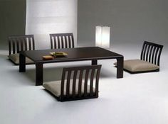 japanese-dinner-furniture-set-interior