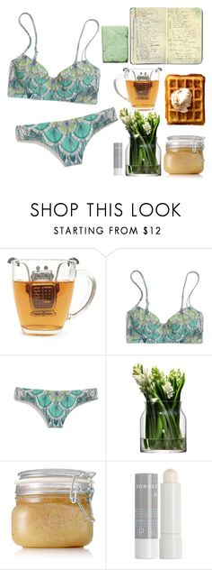 """""""I watched as the clouds began to part"""" by karllydolly ❤ liked on Polyvore featuring Kikkerland, Madewell, LSA International, Origins, Moleskine and Korres"""
