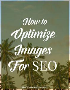 Optimizing your blog