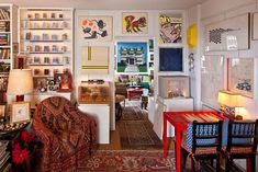 Richard Dorso's Los Angeles home.