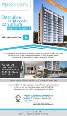 #NOVOCLICK esta con #Bonnavista #ApartamentosEnBarranquilla