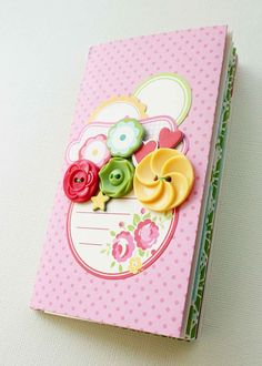 OA Tutorial Full Album be a cute idea for a cupon book or maybe a new baby brag book