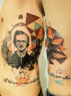 Tattoo Artist - Xoil Tattoo | Tattoo No. 10646