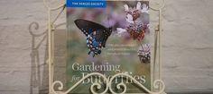 Book Review - Gardening for Butterflies - Pumpkin Beth