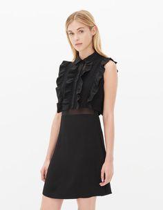 Roneli Dress - Fall Collection - Sandro Paris