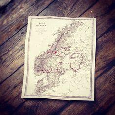 Troll Hunter Map