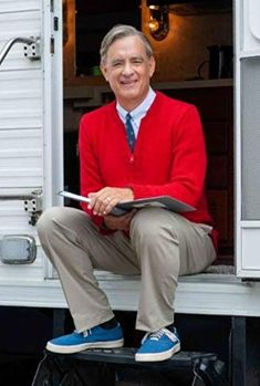 A Beautiful Day in the Neighborhood Tom Hanks, New Movies Coming Soon, Coming Soon To Theaters, Matthews Rhys, Fred Rogers, You Are My Friend, Hd Movies Online, Entertainment, Oscar