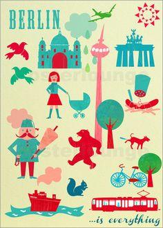 Berlin is everything - Berlin is everything - for more inspiration visit http://pinterest.com/franpestel/boards/
