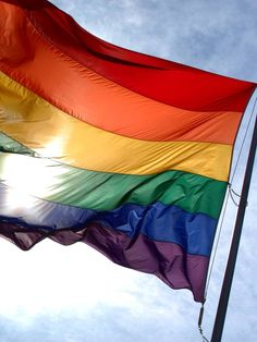 How The Rainbow Flag Became The Symbol Of LGBT Pride - ALLDAY