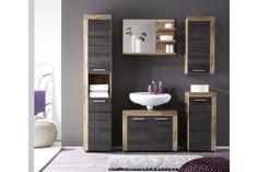 Badezimmer Set Canbo Designer Einrichtung Nussbaum-24222517