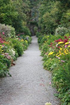 Gardens on Garnish Island, West Cork, Ireland