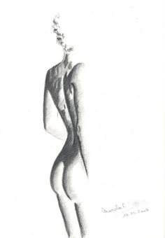 Les nus - mine de plomb - By Manola Human Figure Drawing, Figure Sketching, Life Drawing, Painting & Drawing, Body Sketches, Drawing Sketches, Art Drawings, Painting Inspiration, Art Inspo