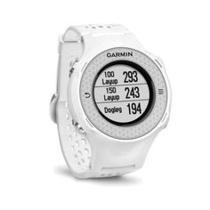 Garmin Approach S4 GPS Golf Watch White
