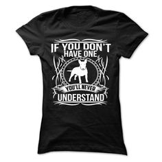 Bull Terrier - If you don't have one, you'll never understand -  Funny Tee Shirt for Dog Lover!