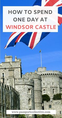 A day trip to Windsor Castle is an excellent way to get close to the royals. It is an easy day trip from London by road or public transport. Backpacking Europe, London Travel, Travel Uk, Travel England, Wanderlust Travel, Travel Europe, European Travel, Europe Holidays, Summer Europe