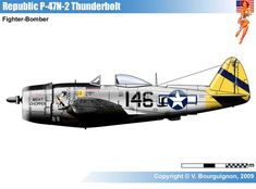 P-47N-2 Thunderbolt
