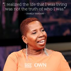 On Super Soul Sunday, Oprah asked Iyanla Vanzant when she knew it was time to leave the past behind and surrender to her true purpose. When have you known it was time to start a new chapter?