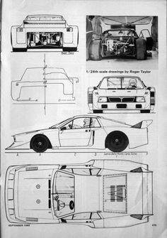 Lancia Beta Montecarlo Turbo Giro d\'Italia 1979 | Cars | Pinterest ...