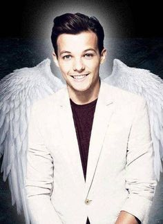 Louis Tomlinson is an angel