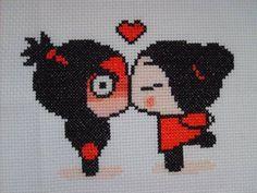 Resultado de imagem para cute cross stitch