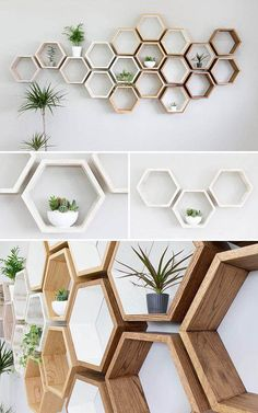 cheap ideas cheap projects cheap diy ikea shelves rustic shelves woodworking projects decor ikea DIY ideas for cheap and home decor White Wall Shelves, Rustic Wall Shelves, Ikea Shelves, Rustic Walls, Wood Walls, Cool Shelves, Decorative Wall Shelves, Corner Shelves, Wall Shelving