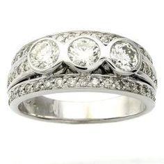 I love this ring! So unique!