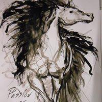 Horses. Jaanas studio. You tube