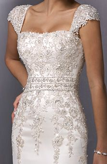 My original choice for wedding dress, if only it was affordable!!  Milana by Maggie Sotero