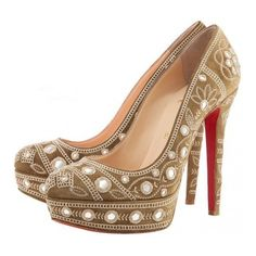 Christian Louboutin 2012 Shoe Collection | Style Pantry ❤ liked on Polyvore featuring shoes, pumps, heels, zapatos, christian louboutin, heels & pumps, christian louboutin shoes and christian louboutin pumps