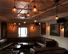 Lighting Design Projects: Magpie Inn, Dalkey  #lightingprojects #designprojects #interiordesign #lighting