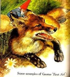 Rien Poortvliet and Wil Hyugen spent over twenty years observing life and works of the Gnome. Includes history and lore of these magical creatures. David Le Gnome, Wicca, Baumgarten, Humanoid Creatures, Kobold, Elves And Fairies, Dutch Artists, Gnome Garden, Magical Creatures