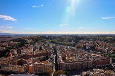 Beautiful Roma  #rome #roma #Vatican #sunnyday