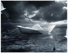 The Lost Boat'2 by Widyantara on deviantART